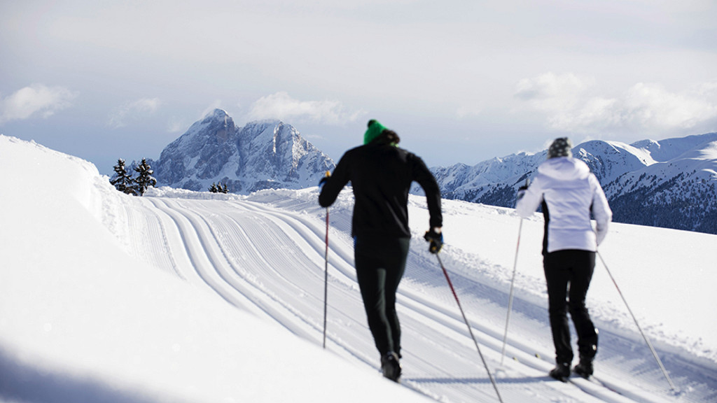 cross country skiing Hotel Masl Valles activity