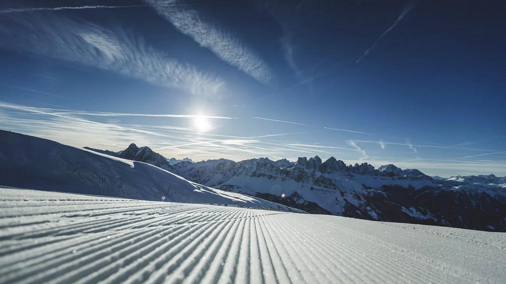 Ski slopes Forestis Bressanone hotel on the slopes