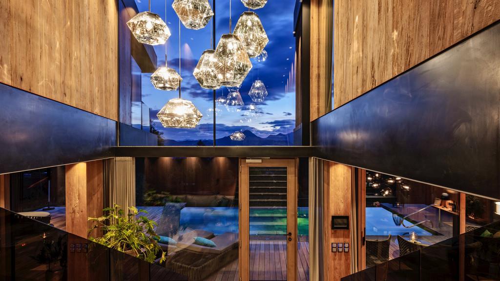 Design hotel Bergvillen mountain villas Avelengo design