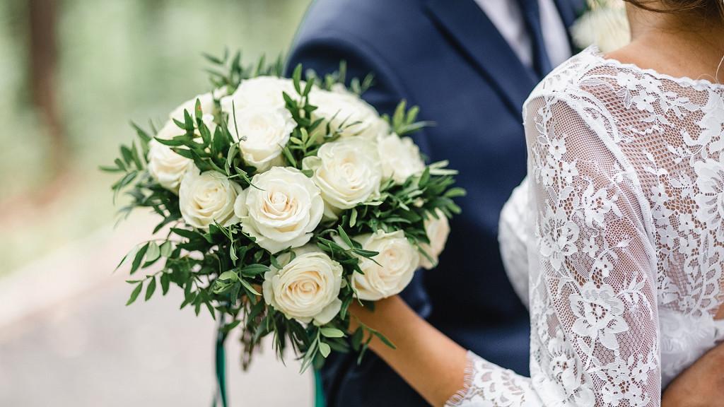 Bouquet des mariés