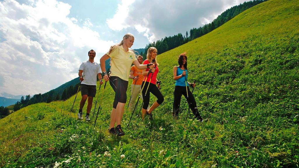 Attività estive Hotel Quelle Val Casies activity