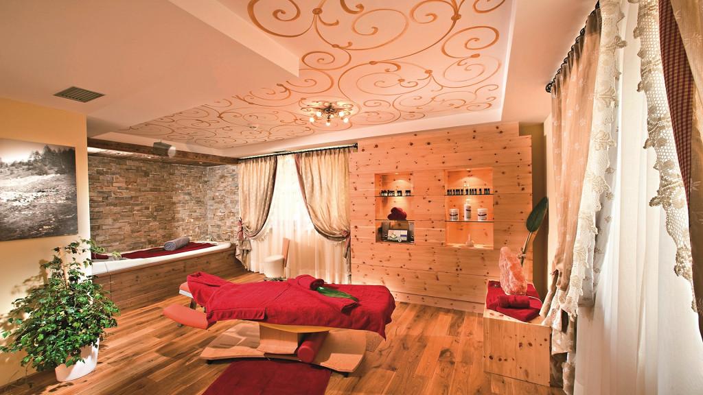 Centro massaggi Quelle Hotel Val Casies salute