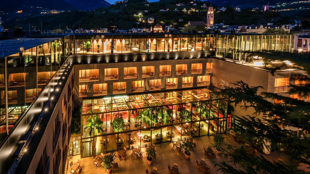 Design Hotel Hotel Terme Merano Design