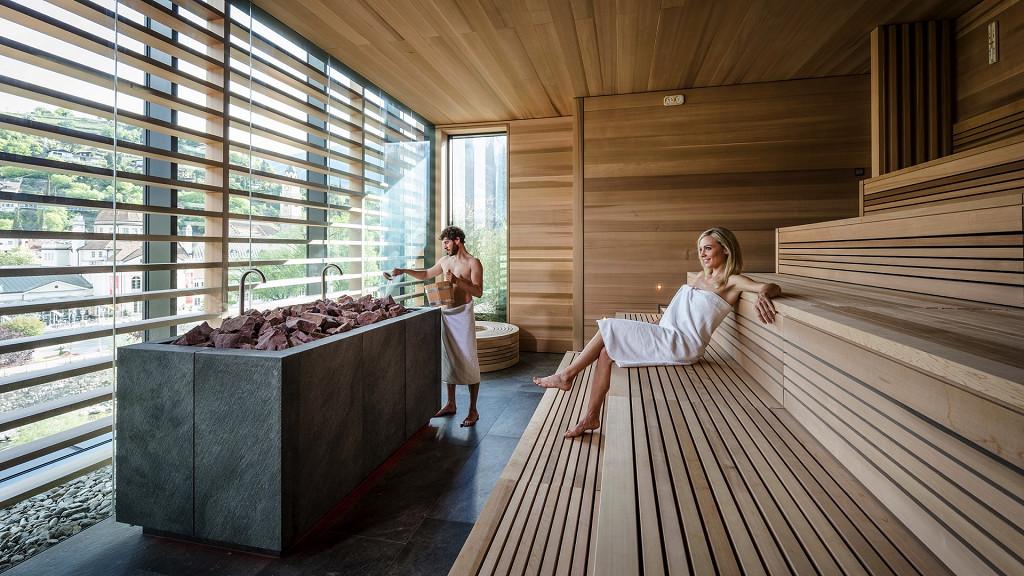 Spa for couple Hotel Terme Merano romantic