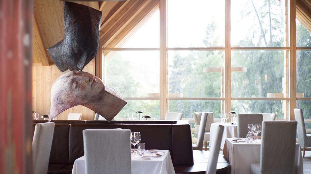 Restaurant Adler Lodge Ritten Ritten Gourmet