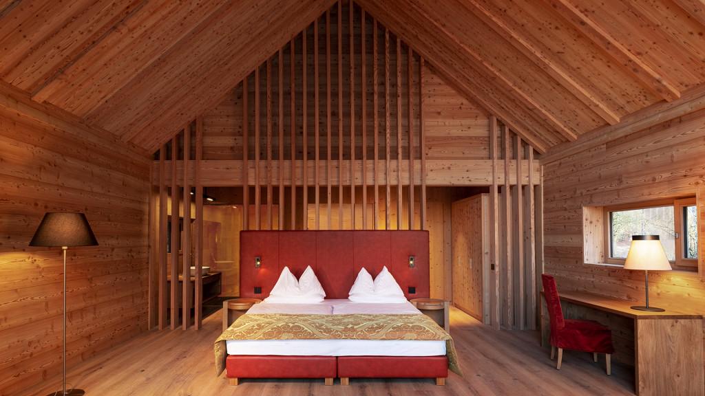 Junior Chalet Adler Lodge Ritten Renon design