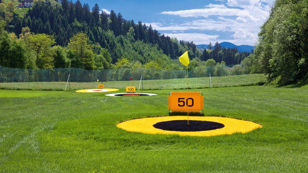 Golfplatz Quellenhof Hotel Passeiertal Golf