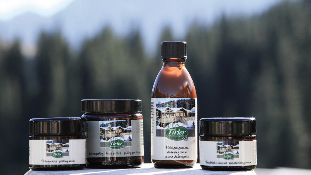 Products Tirler Hotel Alpe di Siusi health
