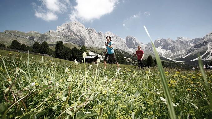 Trekking Adler Lodge Alpe di Siusi