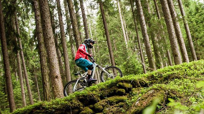 Mountainbike Schwarzenstein Resort Luttach Aktivität