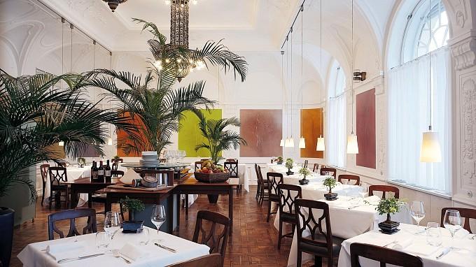 Restaurant Parkhotel Laurin Bolzano Design